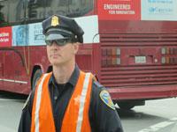 威武的SFPD